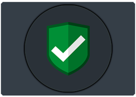 Customers will feel secure knowing all seller identities have been verified.